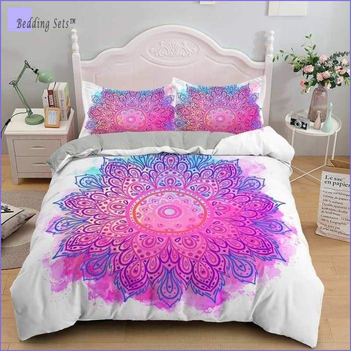 Mandala Bedding - Love Life
