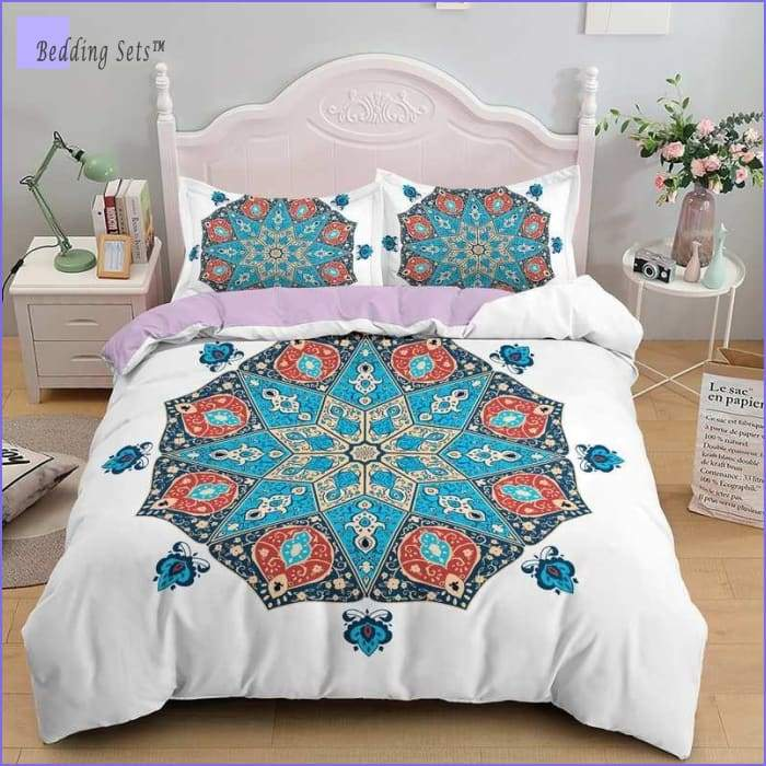 Mandala Bedding - Octogonal Spirit