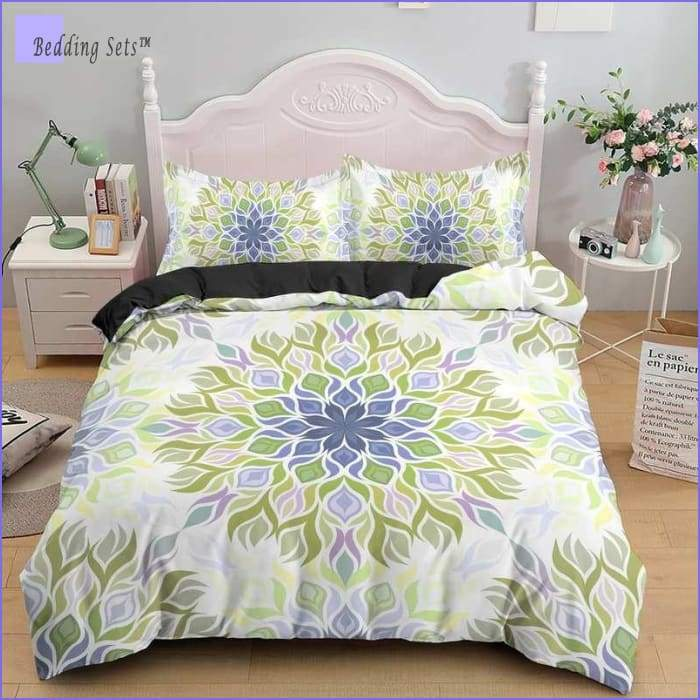Mandala Bedding - Pastel Softness