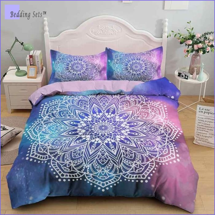 Mandala King Bed Set