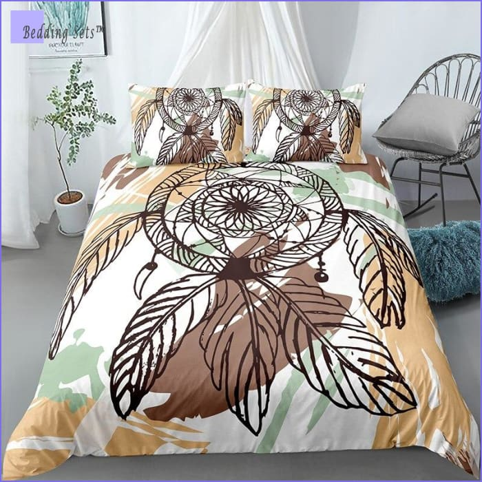 Modern Dream Catcher Bedding