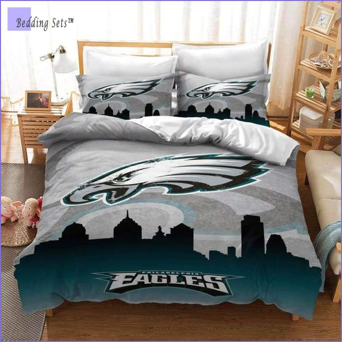 Philadelphia Eagles Bedding Set