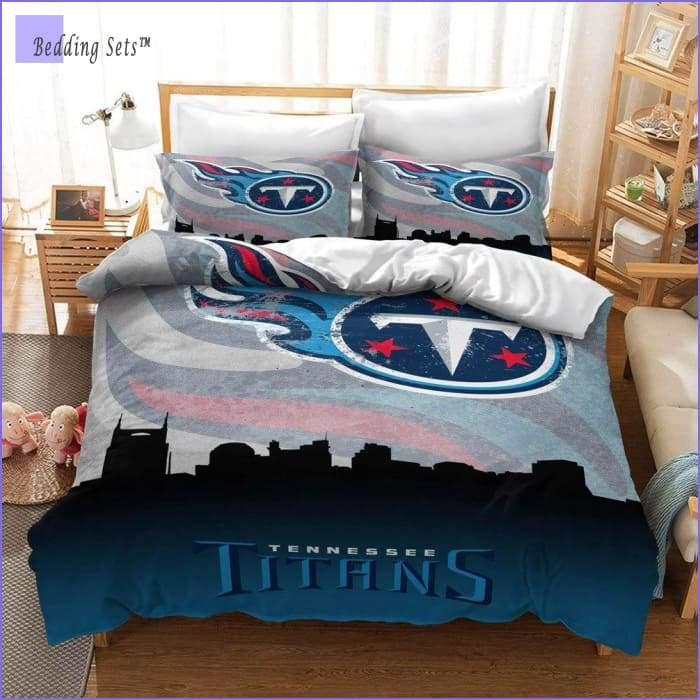 Tennesses Titans Bedding Set