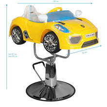 Load image into Gallery viewer, Child Car Chair PORSCHE