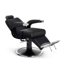 Load image into Gallery viewer, Barber Chair HUGO Black