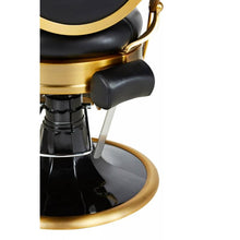 Load image into Gallery viewer, Barber Chair KIRK Gold