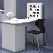 Load image into Gallery viewer, Manicure Table MARION with Dust Extractor and LED Lighting