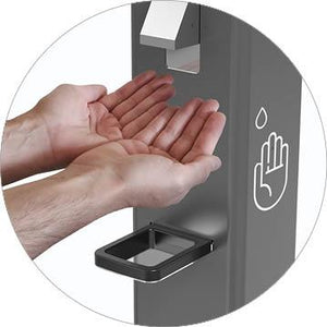 Foot Operated Sanitizer Dispenser - 5L