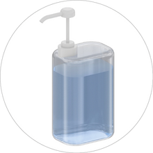 Load image into Gallery viewer, Foot Operated Sanitizer Dispenser - 5L