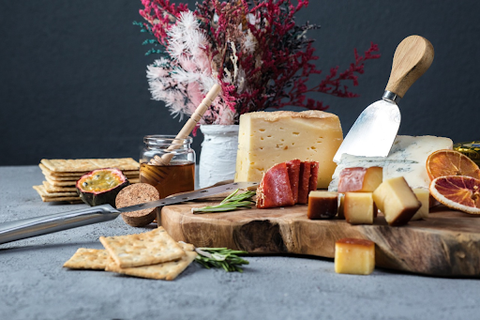 """""""Drink Dry non-alcoholic sparkling wines and still wines at Cheese On Board, Dubai """""""