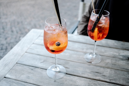 3 Non-Alcoholic Spritzers to Unwind This September