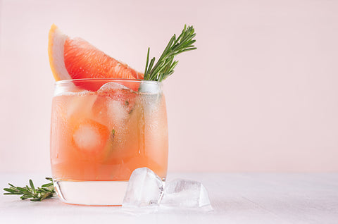 """""""Non-Alcoholic Dochus Derby cocktail """""""
