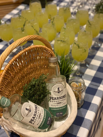 Pearsons London Dry Non Alcoholic Gin