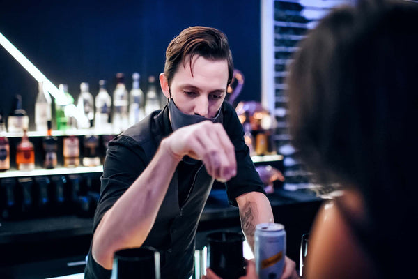 Raven has been working in the hospitality industry for over a decade now and has an incredible wealth of experience when it comes to cocktail making