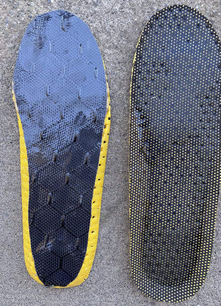 foam with carbon fiber base