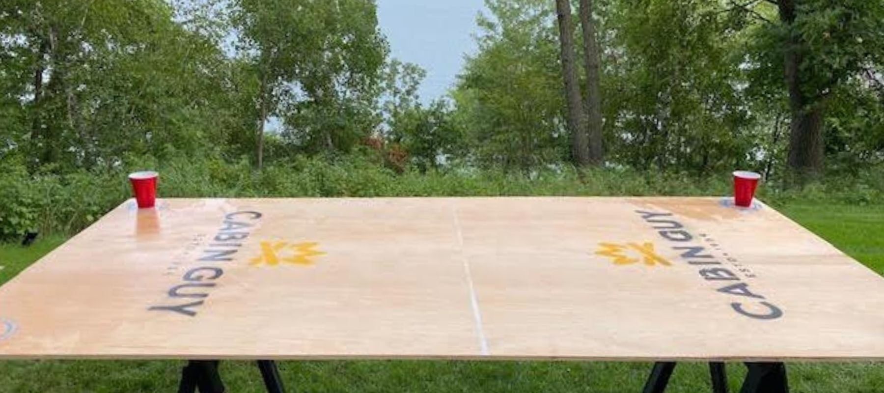 Building a Beer Die Table