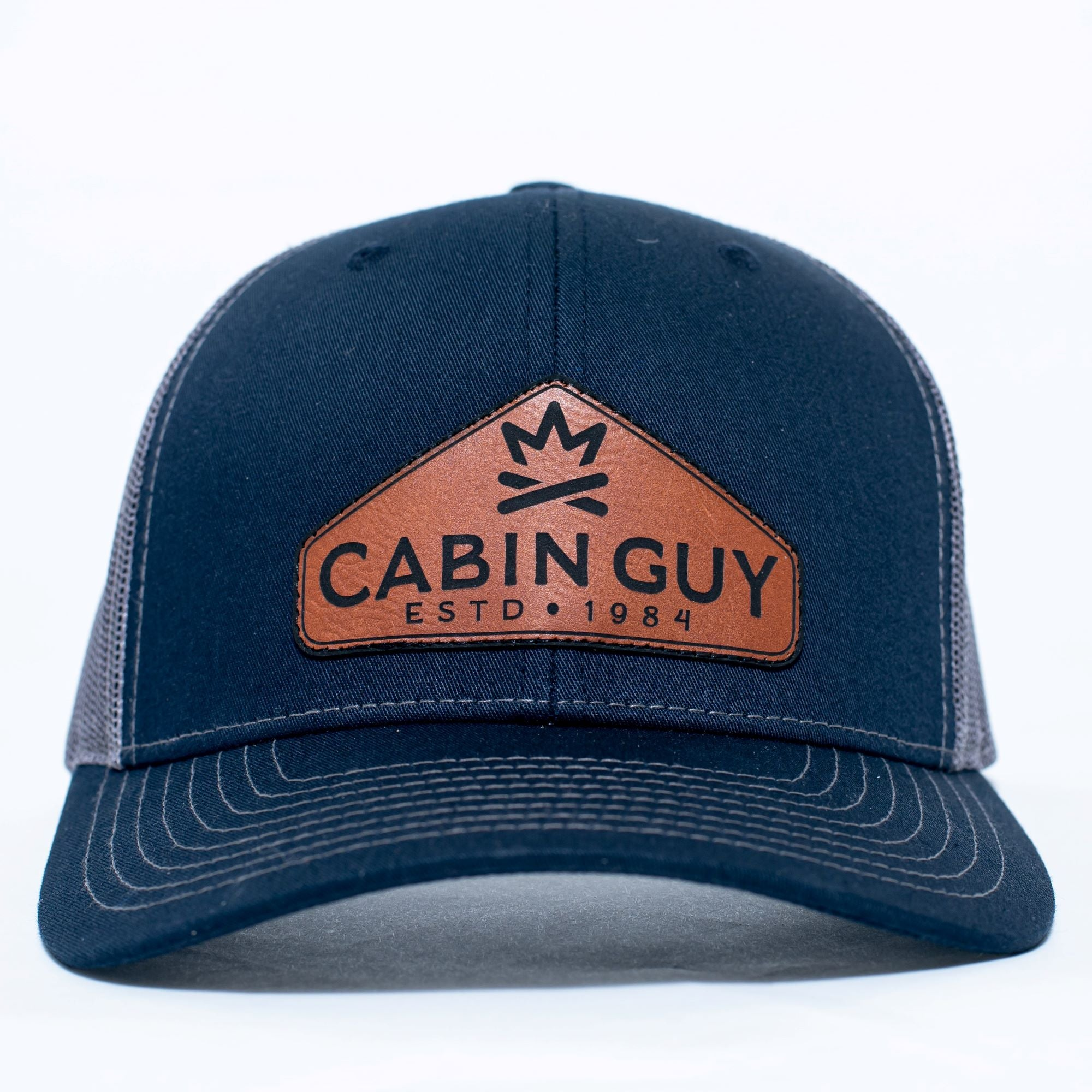 Yosemite El Capitan Cabin Guy Patch Hat