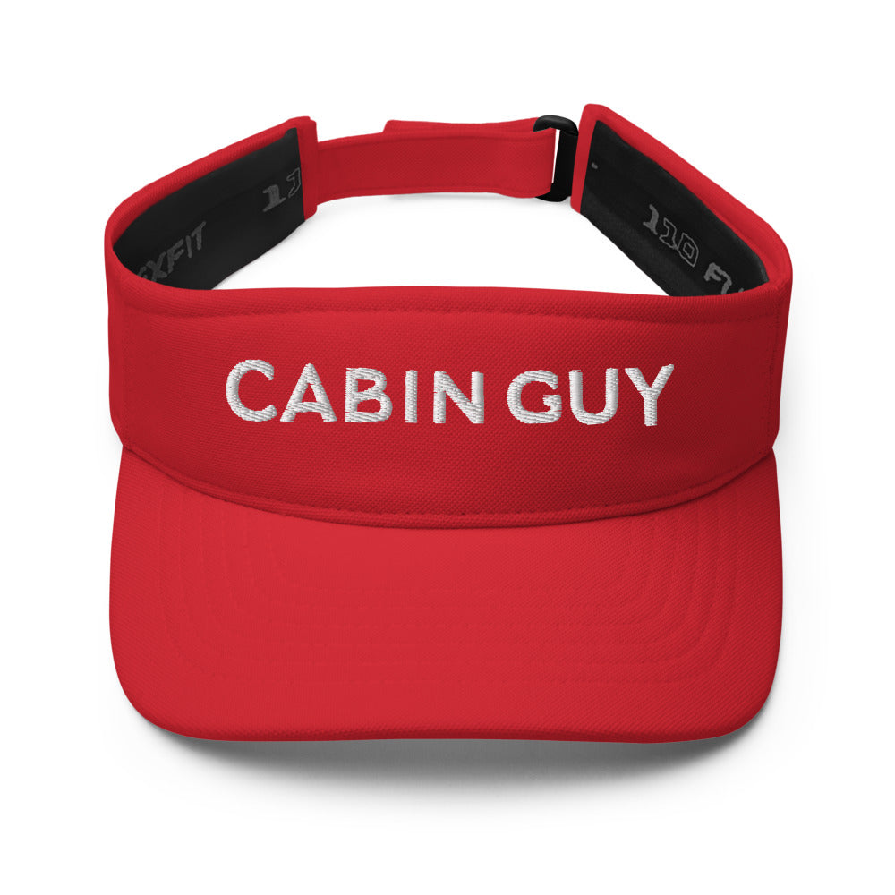 Cabin Guy Dock Visor