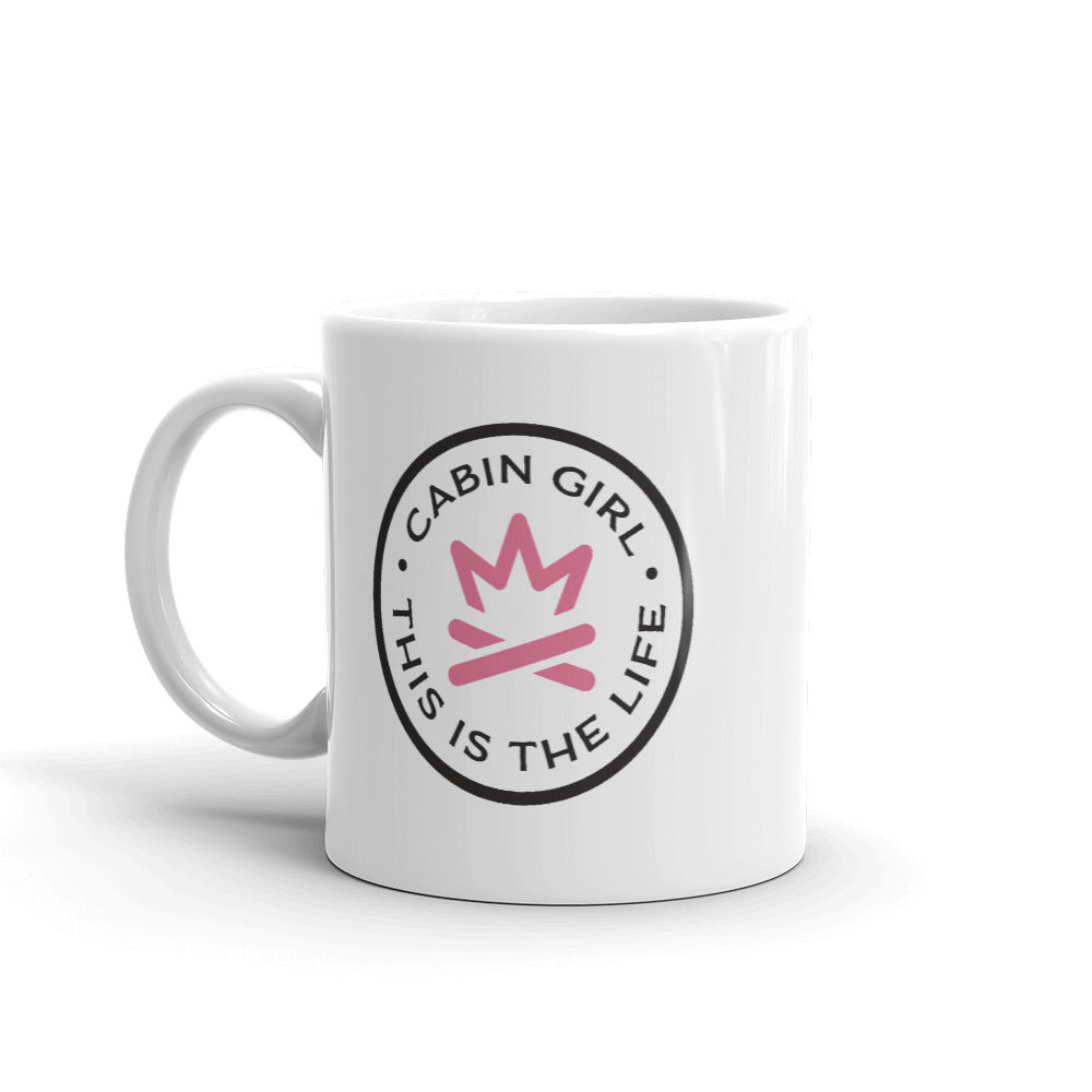 Girlfriends THIS IS THE LIFE Lake Mug