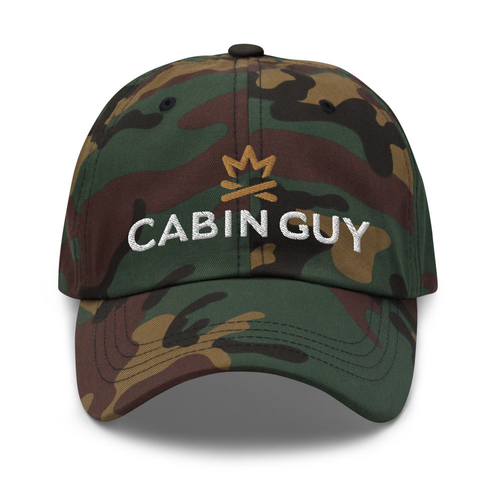 Cabin Guy Classic Dad Hat