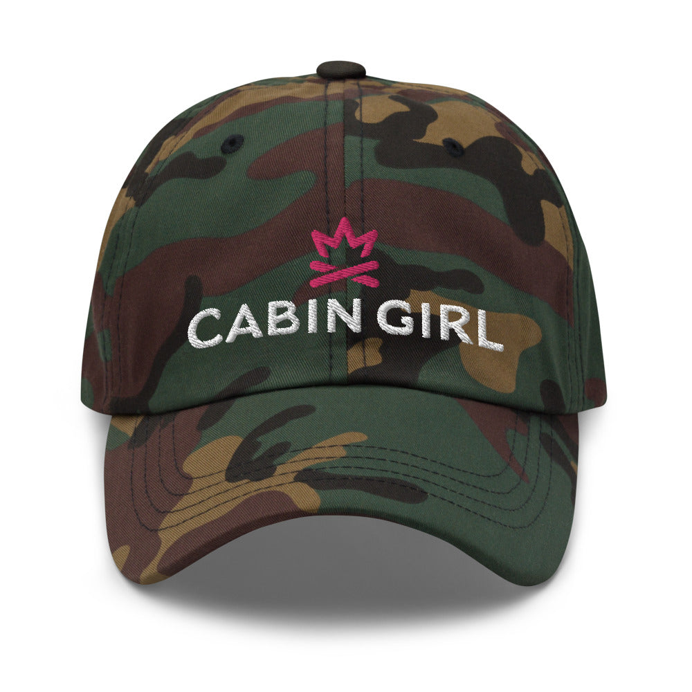 Cabin Girl Classic Mom Hat