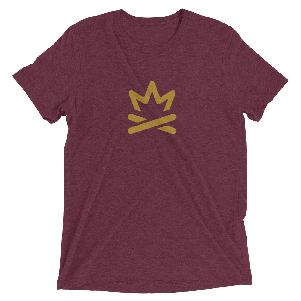 Minnesota Fire King Tri-blend Short sleeve t-shirt