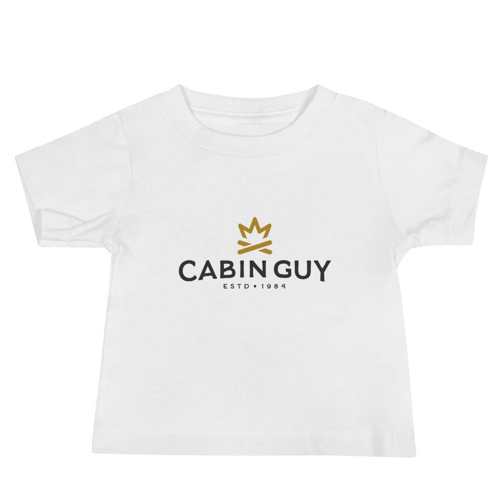 Cabin Guy Baby Jersey Short Sleeve Tee
