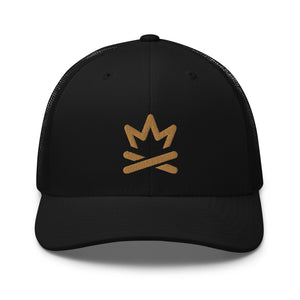 Bowrider Fire King Trucker Cap