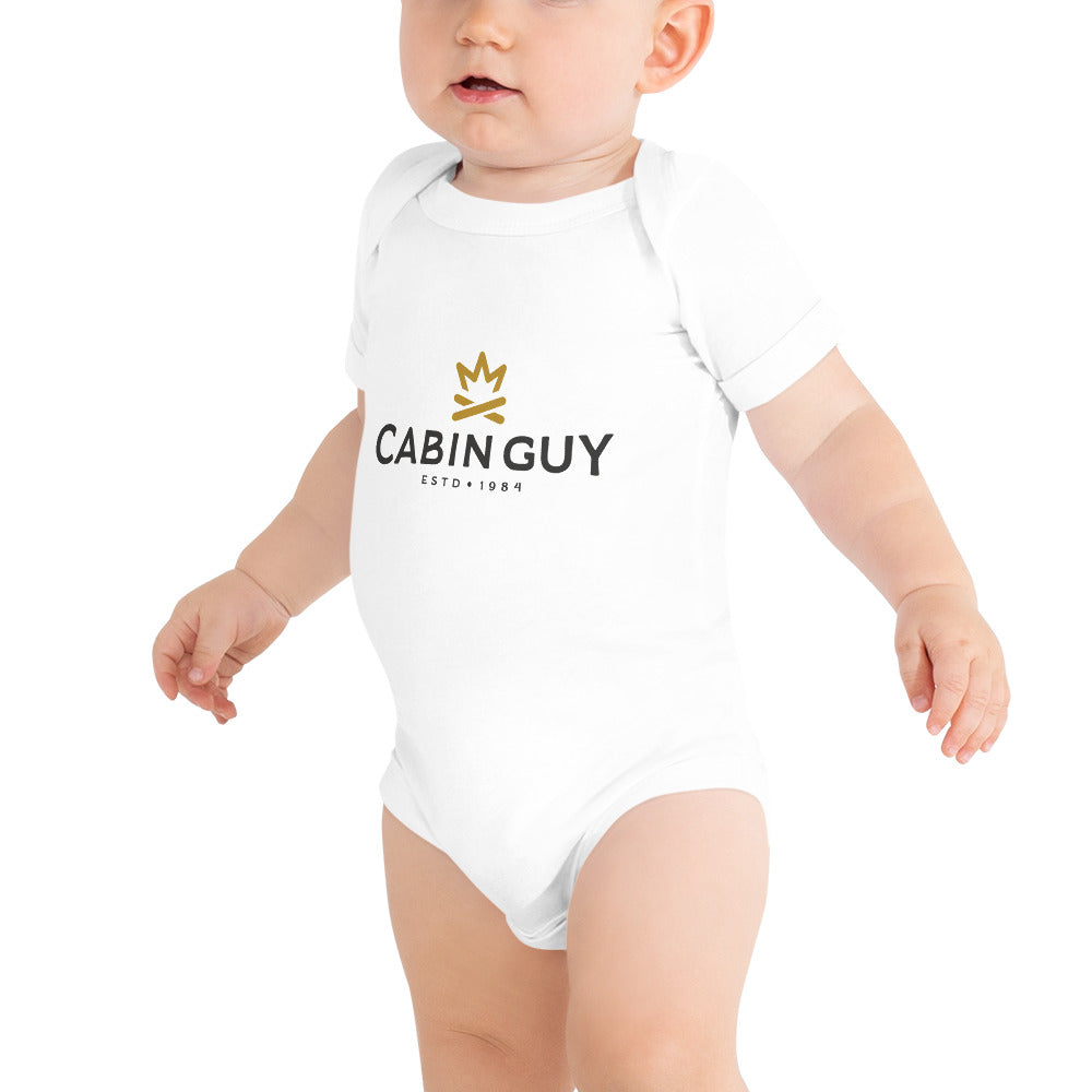 Cabin Guy Onesie T-Shirt