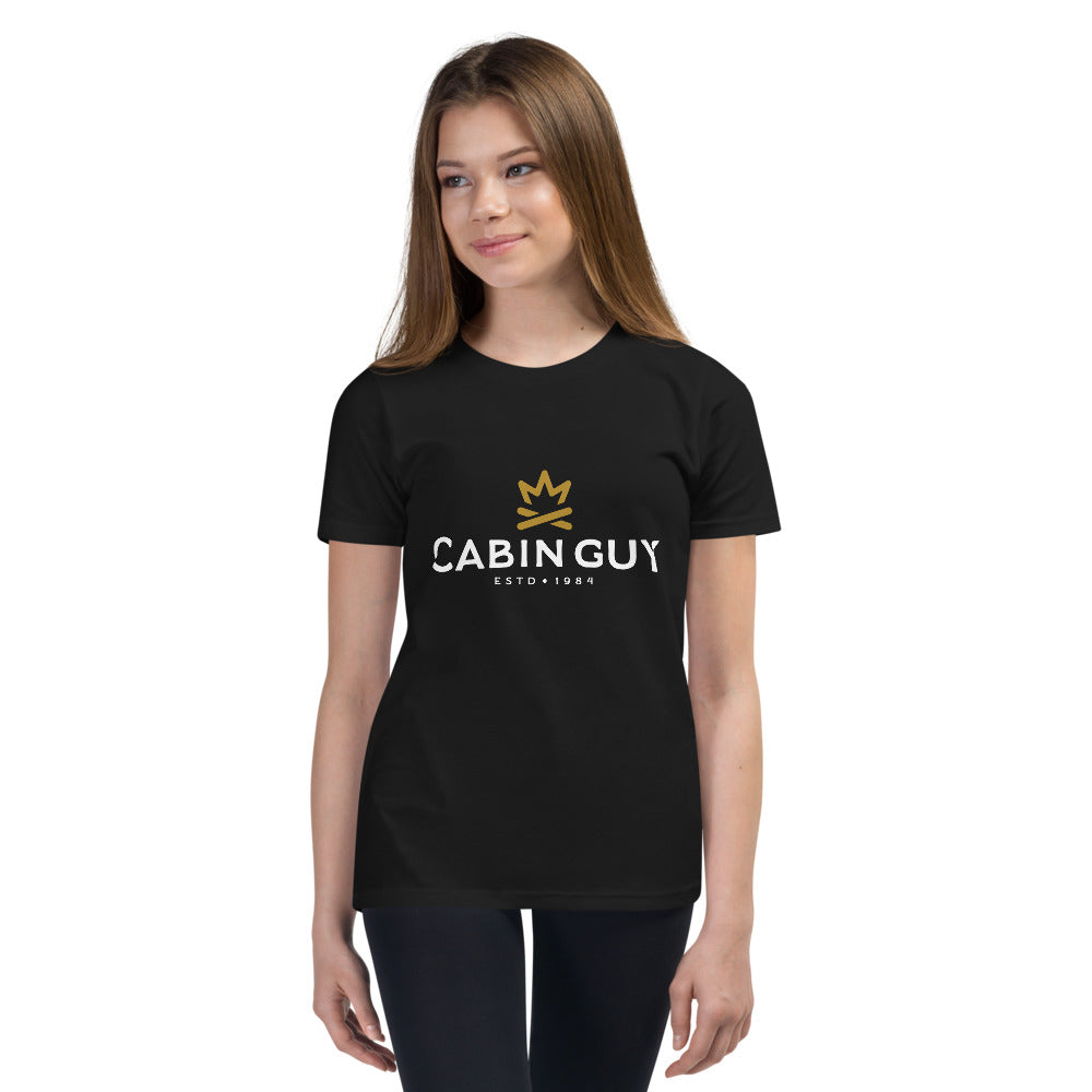 Cabin Guy Youth  Short Sleeve T-Shirt