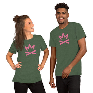 Cuyuna Fire Short-Sleeve Unisex T-Shirt