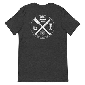 Stone's Throw Tri-Blend Unisex T-Shirt