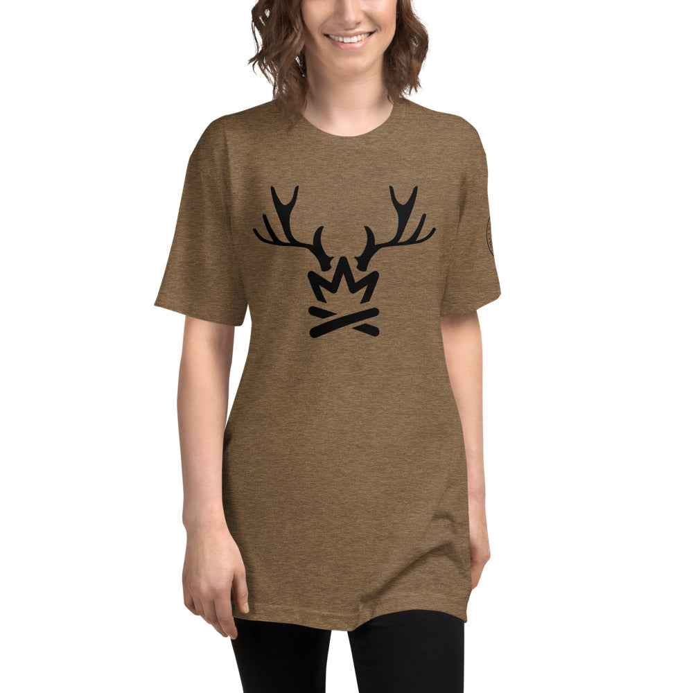 Full Rack Unisex Tri-Blend Track Shirt