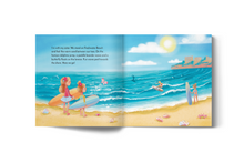 Load image into Gallery viewer, Surfing Ballerina (hardback book)