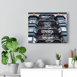 Ornate Staircase Canvas Gallery Wrap
