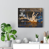 Dried Root Canvas Gallery Wraps