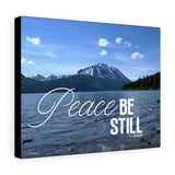 Peaceful Lake Canvas Gallery Wrap