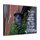 Hanging Lantern Canvas Gallery Wrap