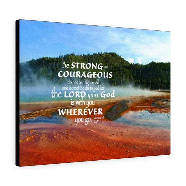 Yellowstone Canvas Gallery Wrap
