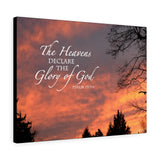 Sunset Canvas Gallery Wrap