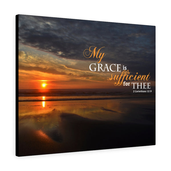 West Coast Sunset (Grace) Canvas Gallery Wraps