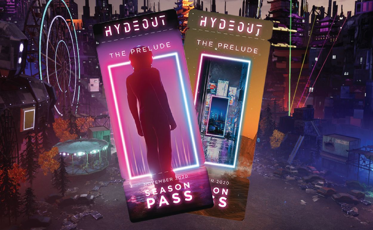 Hydeout: The Prelude - Season Pass