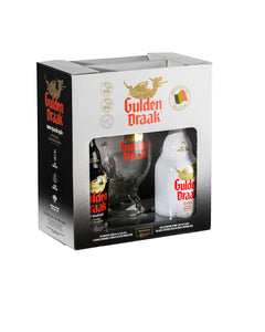 GULDEN DRAAK 2x33CL + GLASS