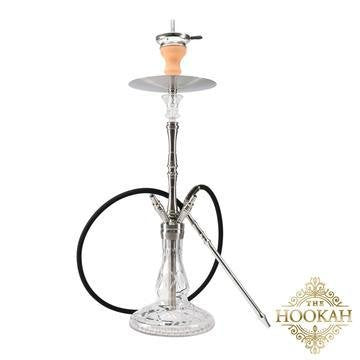 THE HOOKAH - SEX MACHINE SILBER - Twoface Shisha