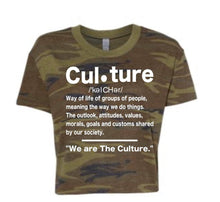 Load image into Gallery viewer, Camo Cul.ture Tee