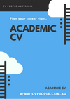 Academic CV Writing Service