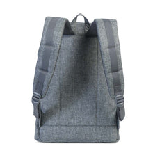 Load image into Gallery viewer, Herschel Supply Co. Retreat Backpack - Dark Chambray Crosshatch