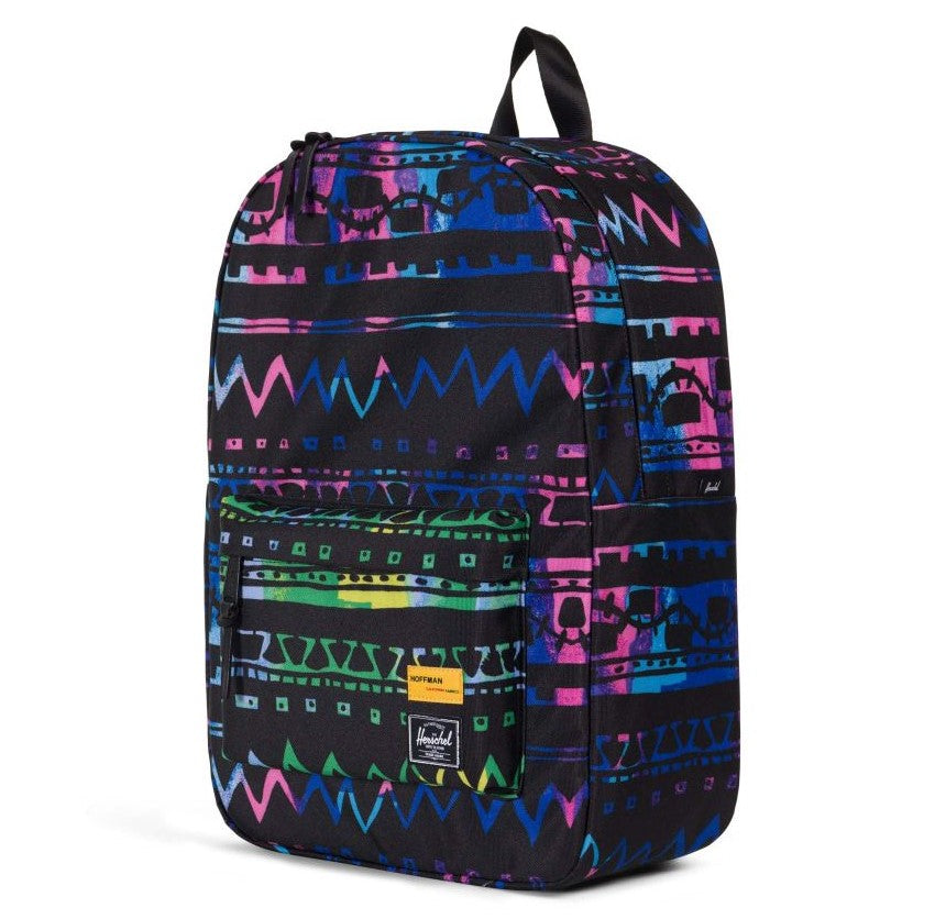 Herschel Supply Co. Winlaw Backpack - Zig Zag Hoffman California Fabrics