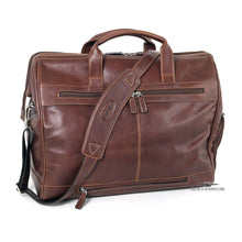 Load image into Gallery viewer, Classico Collection Tumbled Leather Club Bag