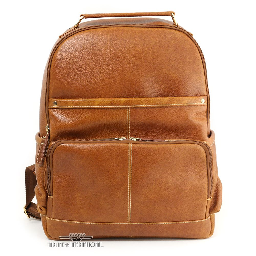 Classico Leather Laptop Backpack